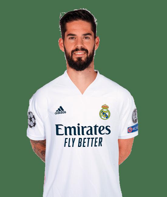 Foto ISCO ALARCÓN Real Madrid