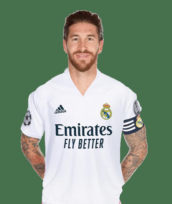 Foto Sergio Ramos Real Madrid