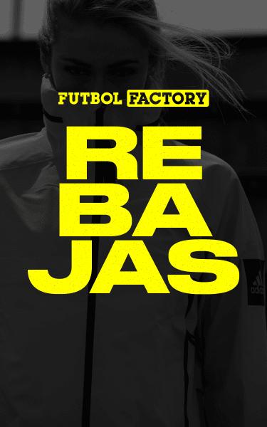 Rebajas para mujer en Fútbol Factory