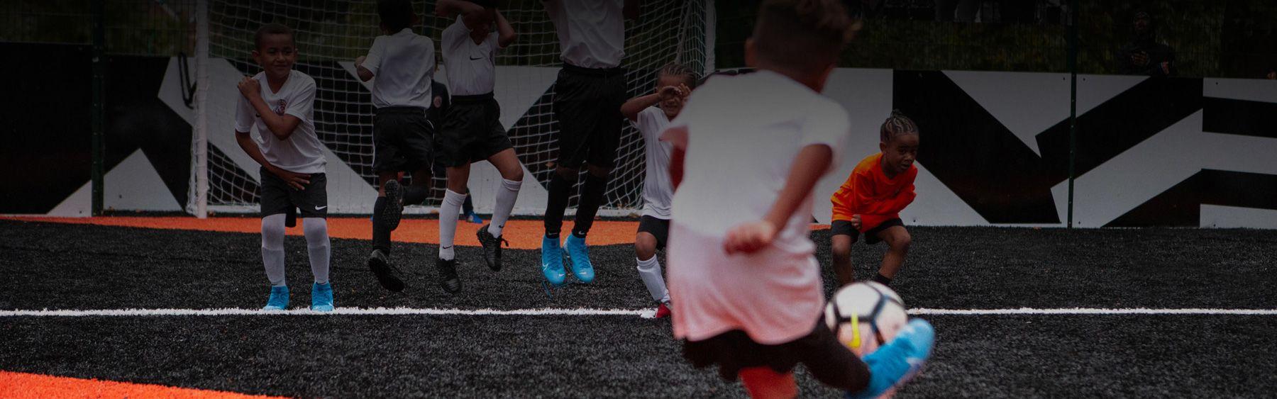 Botas de fútbol para niño - Botas de fútbol