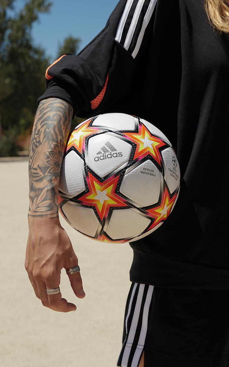 Balón oficial de la Champions League - Champions League en Fútbol Factory