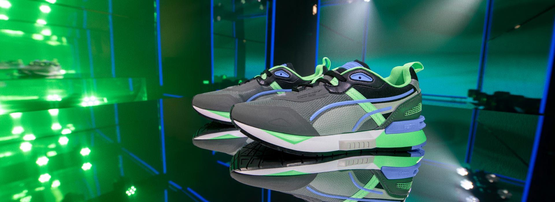 Zapatillas de moda deportiva para hombre - Moda deportiva para hombre en Fútbol Factory