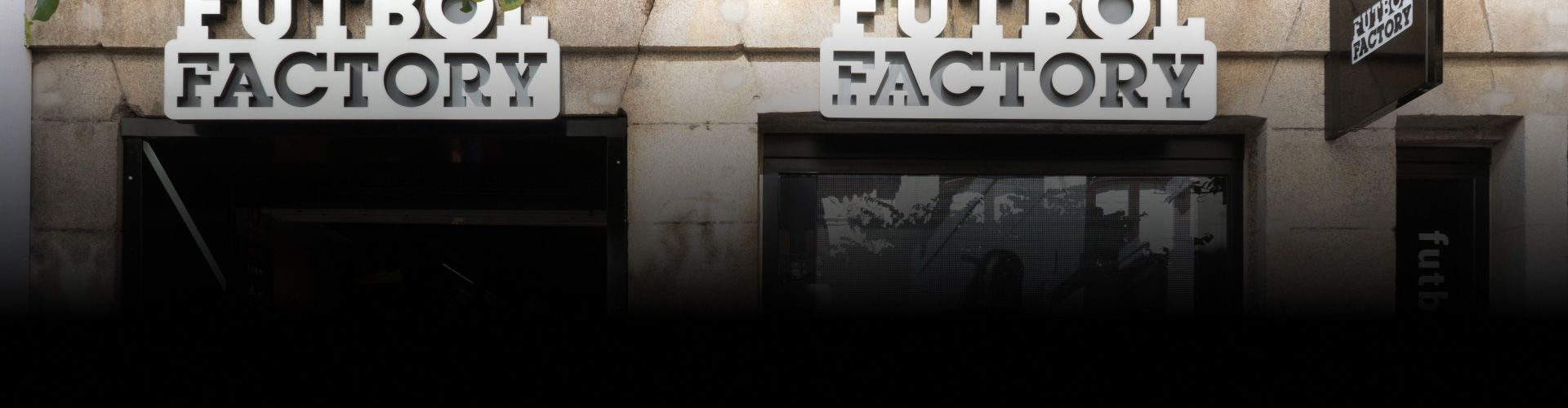 tienda futbol factory calle mayor