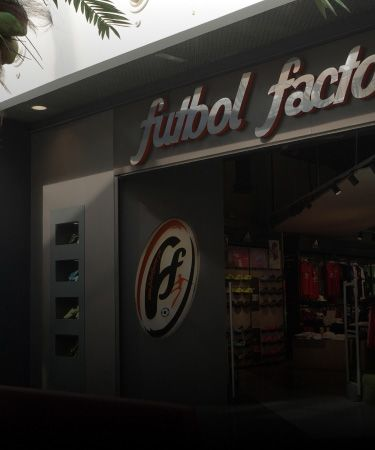 tienda futbol factory islazul
