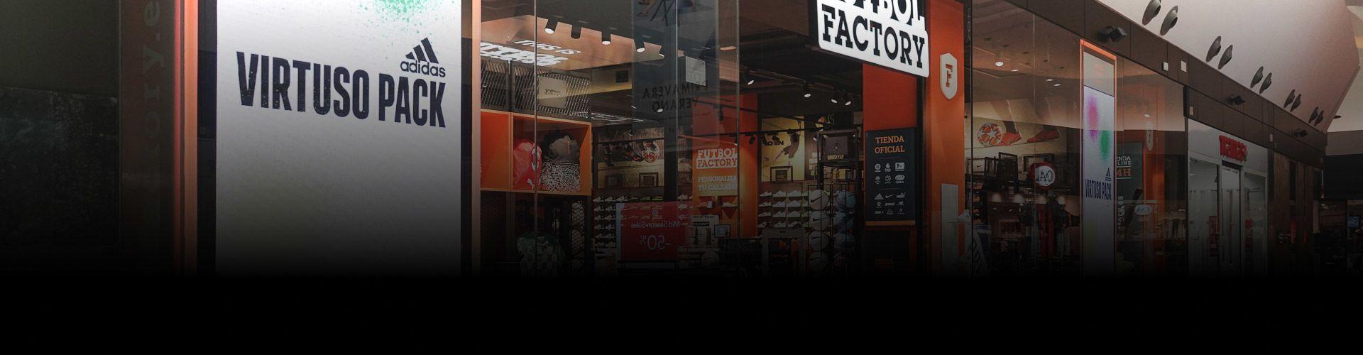 tienda futbol factory murcia
