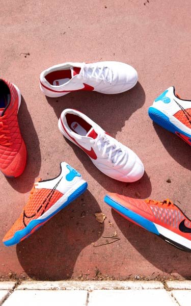 coleccion small sided nike