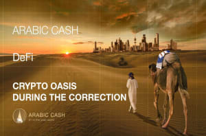 arabic-cash-an-oasis-at-the-correction-time-why-is-it-better-to-wait-out-the-storm-of-the-crypto-market-in-a-young-defi-project-1