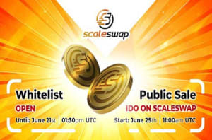 scaleswap-announces-whitelist-opening-and-ido-launch-date