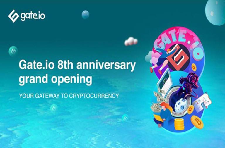 cryptocurrency-exchange-gate-io-celebrates-8th-anniversary