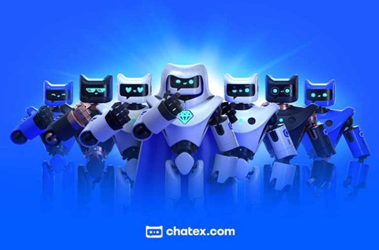 chatex-launches-a-99-nft-robots-challenge-with-tesla-model-s-as-a-grand-prize