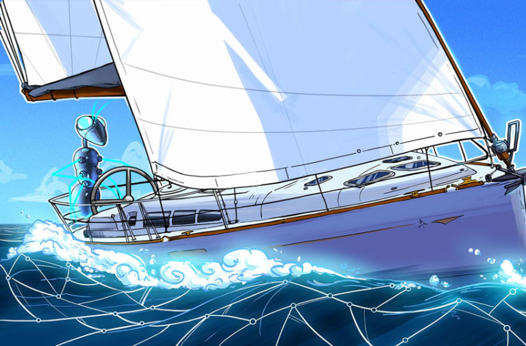 luxury-yacht-firm-accepts-bitcoin-hosts-mobile-and-web-services-on-blockchain