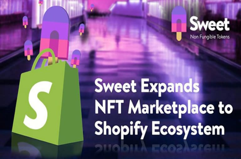 sweet-expands-nft-marketplace-to-shopify-ecosystem
