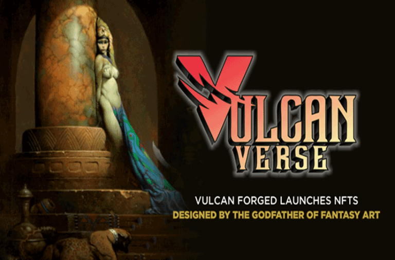 vulcan-forged-launches-nfts-designed-by-the-godfather-of-fantasy-art