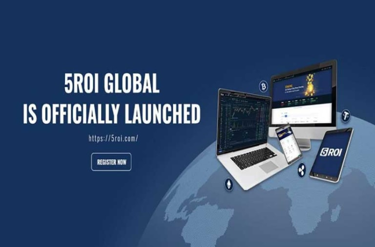 5roi-global-multi-platform-cryptocurrency-and-financial-exchange-launched