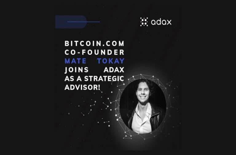 adax-onboards-mate-tokay-co-founder-of-bitcoin-com-as-strategic-advisor