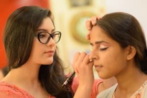 complete makeover in mumbai - Magical Makeover eye makeup