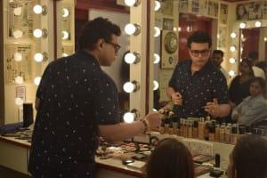 top makeup artist in mumbai - Cherag bambboat