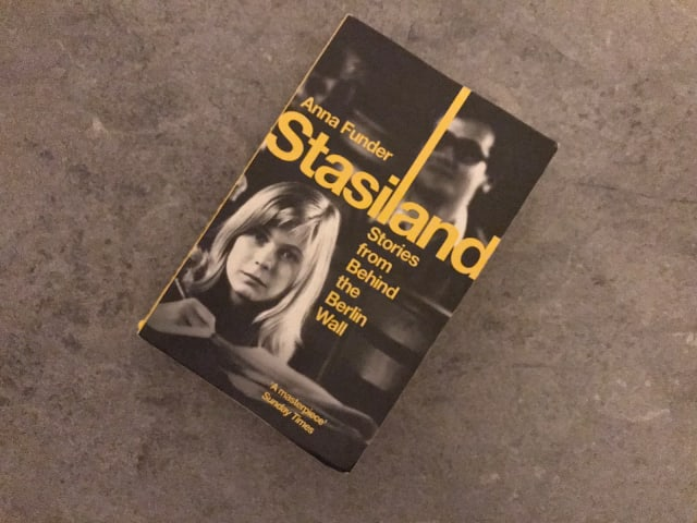 """Stasiland"", a book by Anna Funder"
