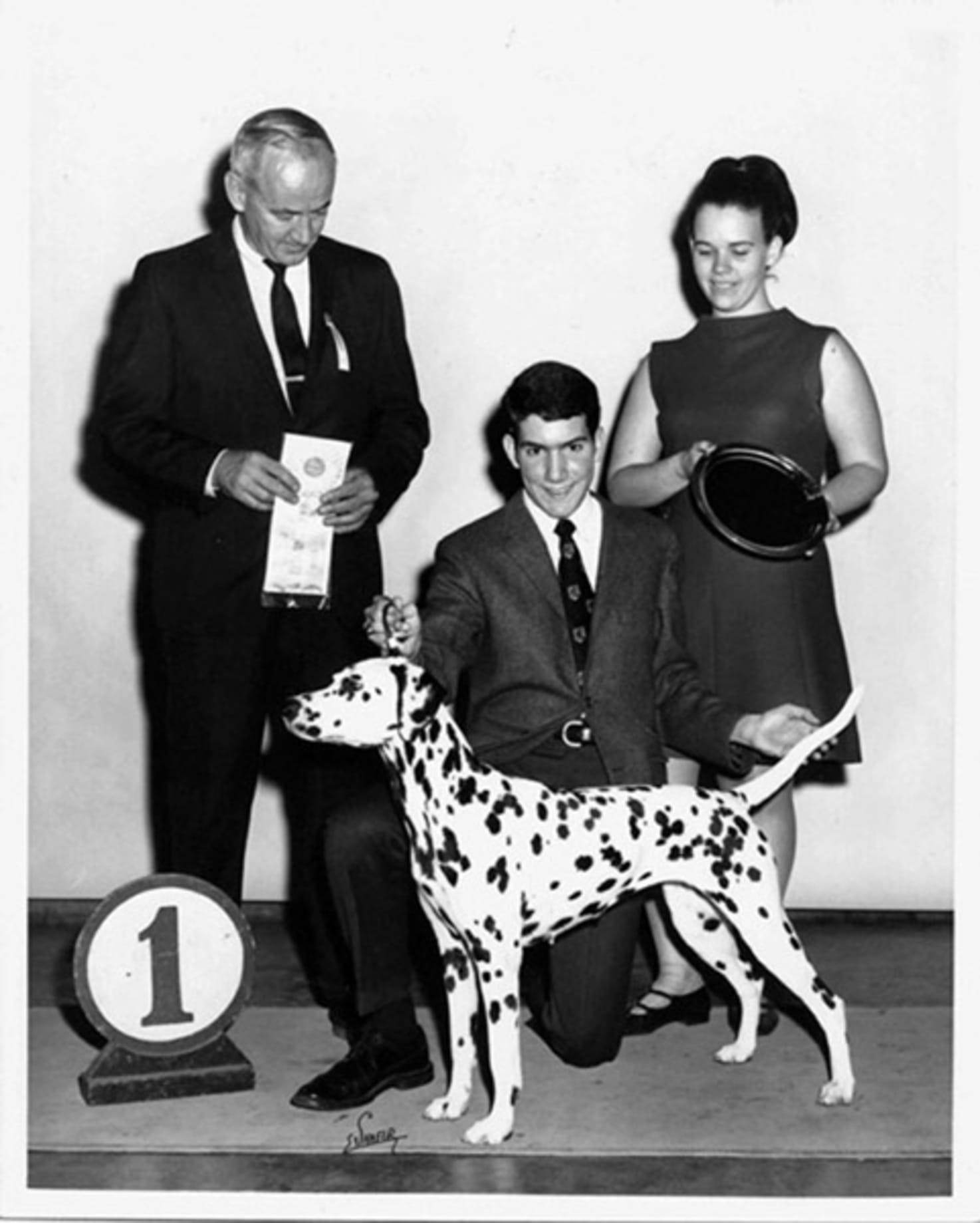 junior showmanship winners 1954 Henry J