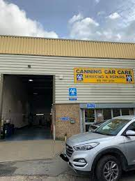 CANNING CAR CARE