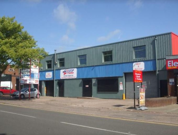 ONE STOP GARAGE WALSALL LIMITED