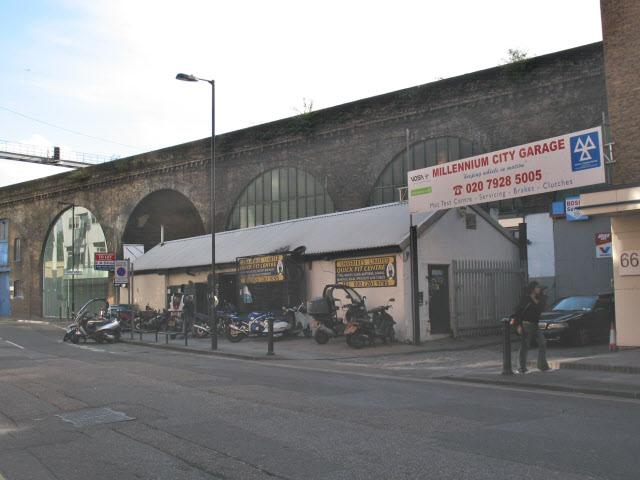 Millennium Garages