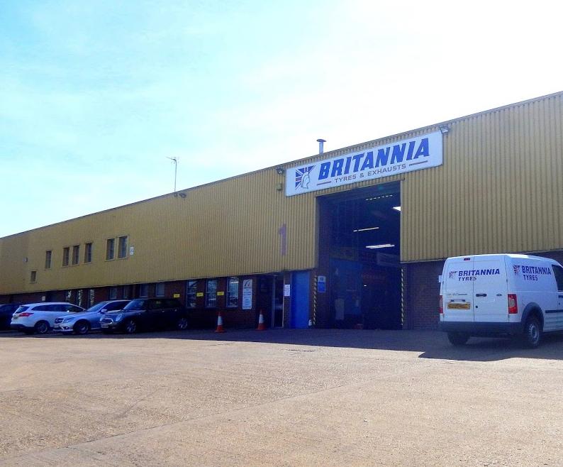 ETB - Exhaust Tyres & Batteries Britannia Nuneaton