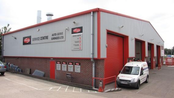 Auto-Serve Garages Ltd