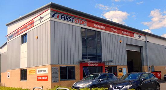 ETB - Exhaust Tyres & Batteries Tewkesbury