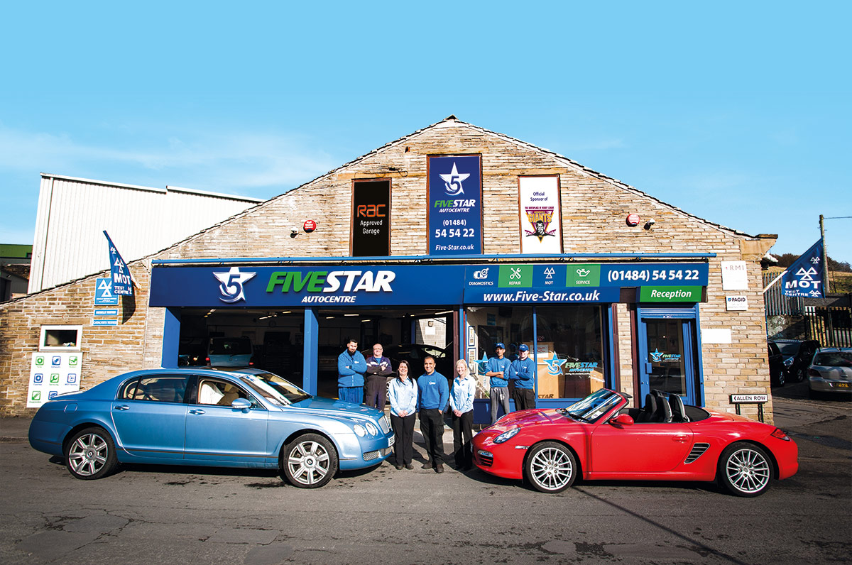 Five Star Auto Centre