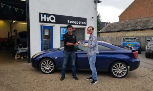 HiQ Tyres and Autocare Oxford