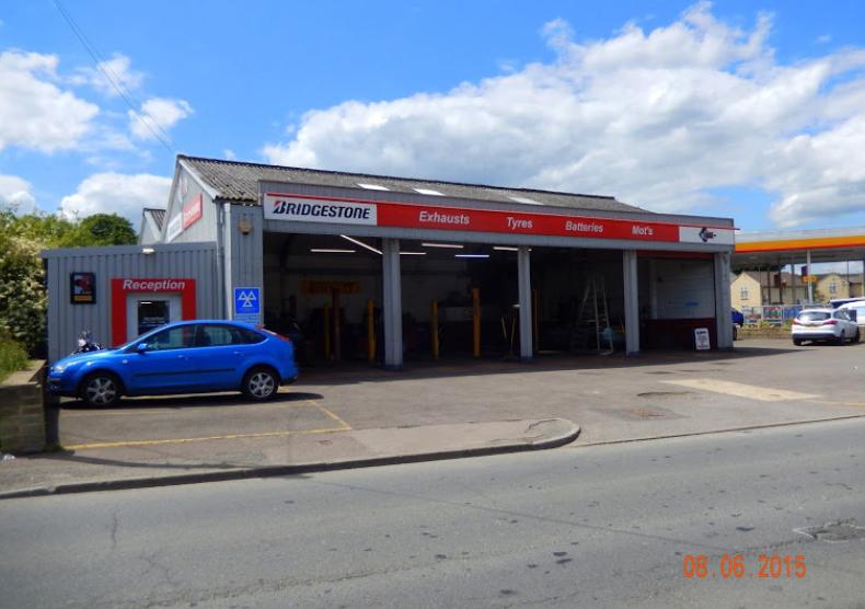 ETB - Exhaust Tyres & Batteries Cirencester
