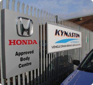 Kynaston Auto Services Limited