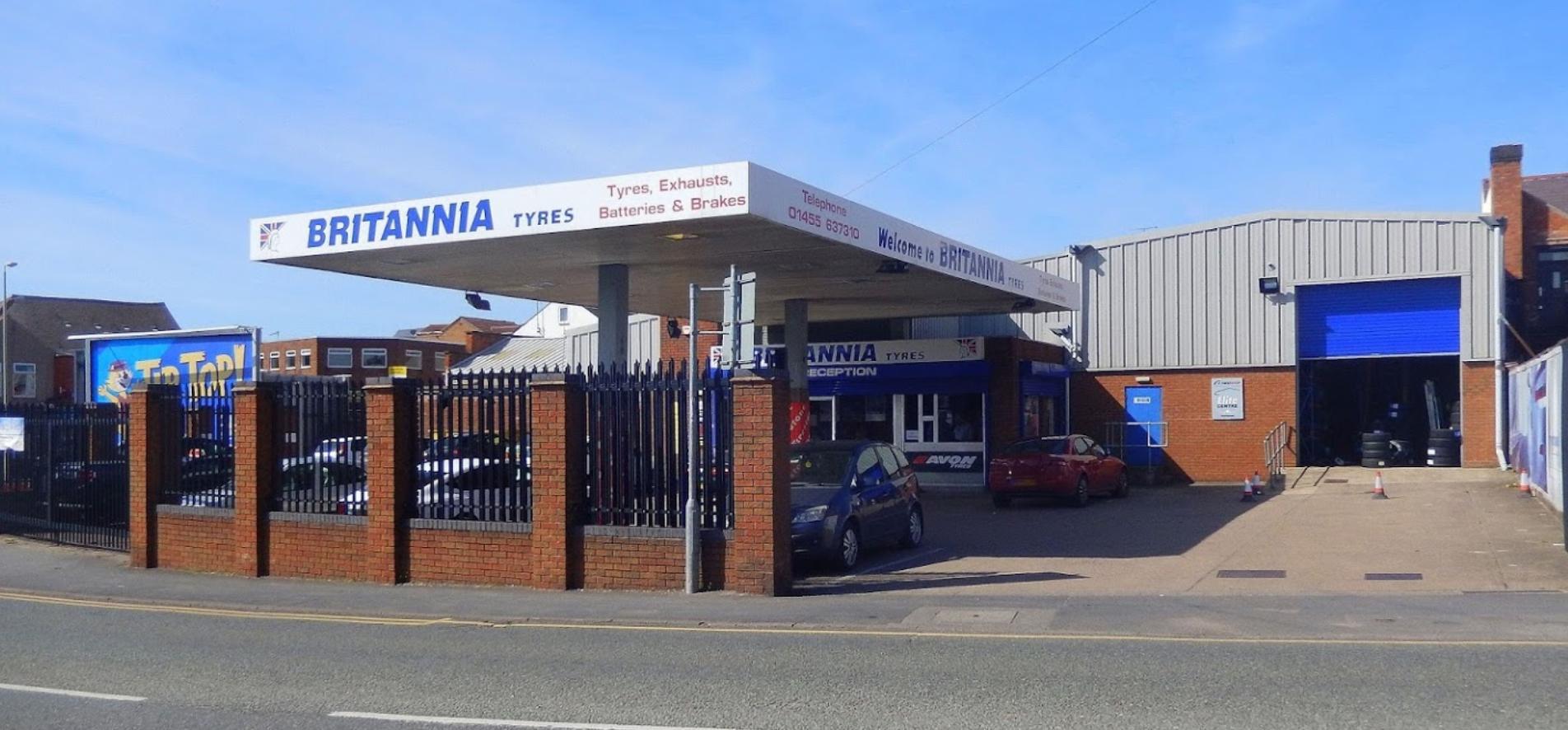 ETB - Exhaust Tyres & Batteries Britannia Hinckley