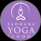 Sadhana Yoga School logo