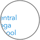 Central Yoga School logo