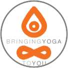 Bringing Yoga To You logo