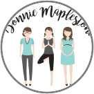 Bonnie Maplestone logo
