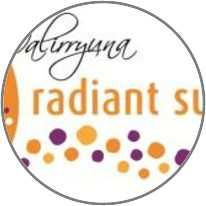 Radiant Sun Yoga - Broulee Yoga Shed logo
