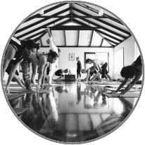 Ashtanga Yoga Shala Byron Bay logo