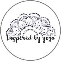 Inspired by yoga logo