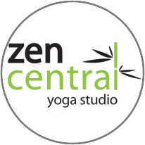 Zen Central Yoga Studio logo
