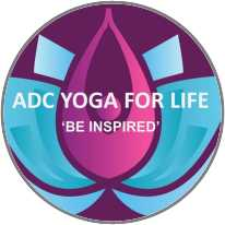 ADC Yoga for Life logo