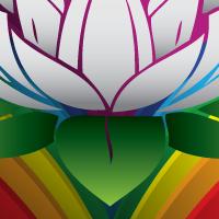 White Lotus Yoga Centre logo