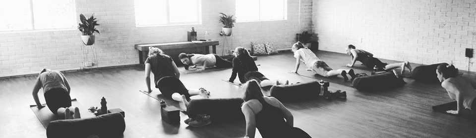 Stretch Yoga Holland Park cover image