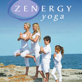 Zenergy Yoga cover image