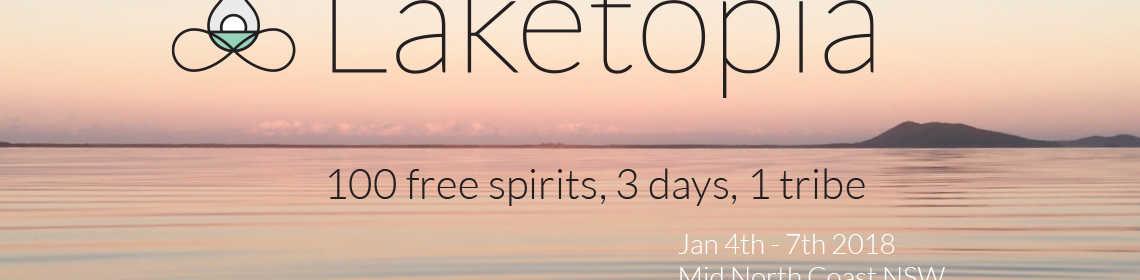 Laketopia cover image