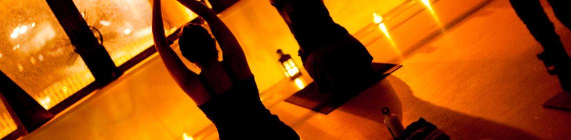 Inner Light Yoga cover image