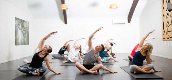 Cultivate Calm Yoga cover image