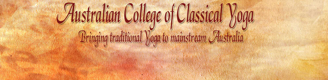 Australian College of Classical Yoga Teacher Training cover image